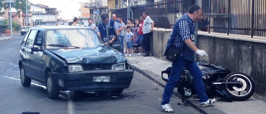 incidente-auto-scooter-viale-europa