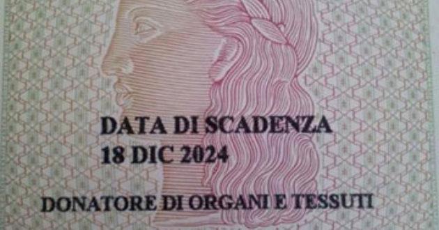 carta-identita-donatore-organi