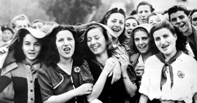 donne-partigiane
