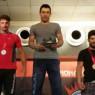 Il doppio trionfo di Marco Gioco Campione italiano di braccio di ferro