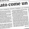 Omicidio di Gaetano Parisi a Rinazze Ergastoli nulli di Fallica e Longo