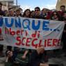 Le parole del giovane antiracket  diventate slogan del gruppo scout