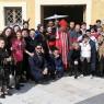A Villa delle Favare in costume per il Carnevale con l'associazione Insieme