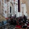 """L'antica processione dei """"Misteri"""", visita didattica per oltre 350 alunni"""