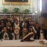 Il rito della vestizione per i nuovi confratelli di Santa Maria dell'Idria