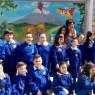 """Concorso di Libera, don Ciotti premia il murales della 3a C al """"Marconi"""""""