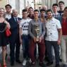 """L'Istituto Tecnico Tecnologico vince la """"Coppa della legalità 2017"""""""