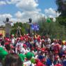 Bambini e giovani in marcia nel ricordo della strage di Capaci