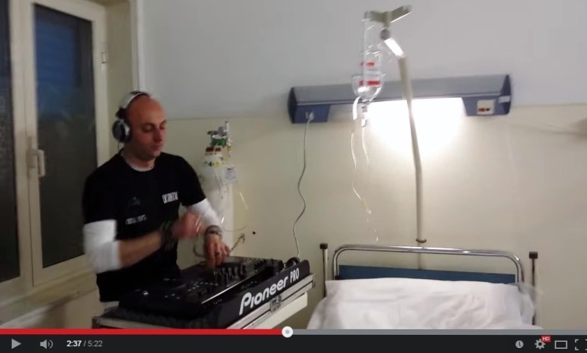 house-music-ospedale