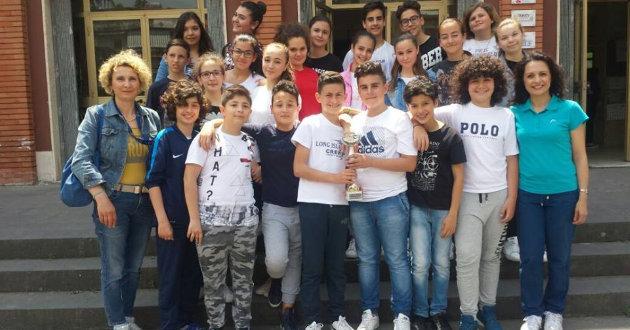 alunni-sturzo-secondo-posto-campionato-offball