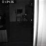 La scossa che scuote tutta la stanza: le riprese in una casa di Biancavilla